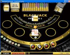 EuroGrand Casino blackjack