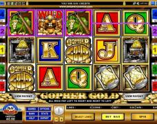 Allslots Gopher Gold
